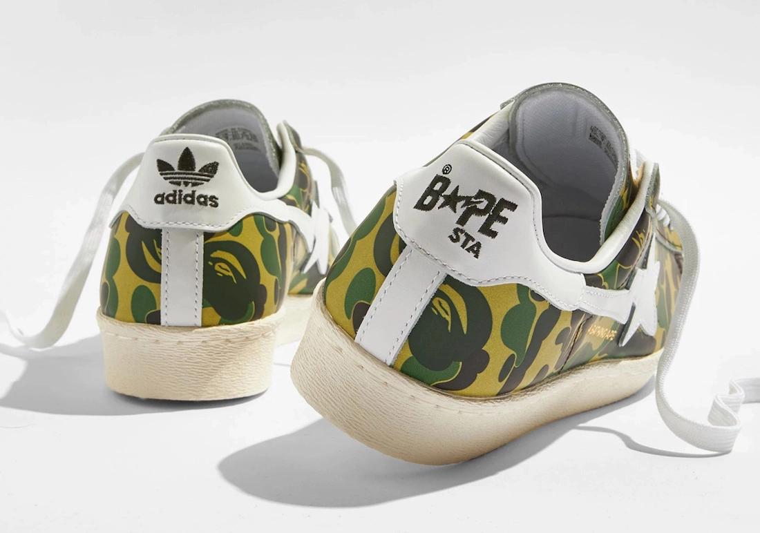 BAPE x adidas Superstar GZ8981