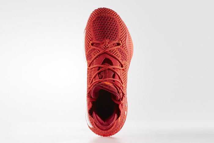 Adidas Crazy Explosive Primeknit Red 4