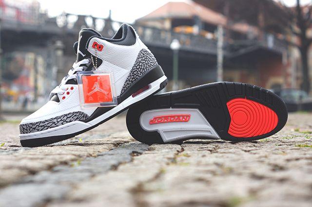 Air Jordan 3 Infrared 23 1