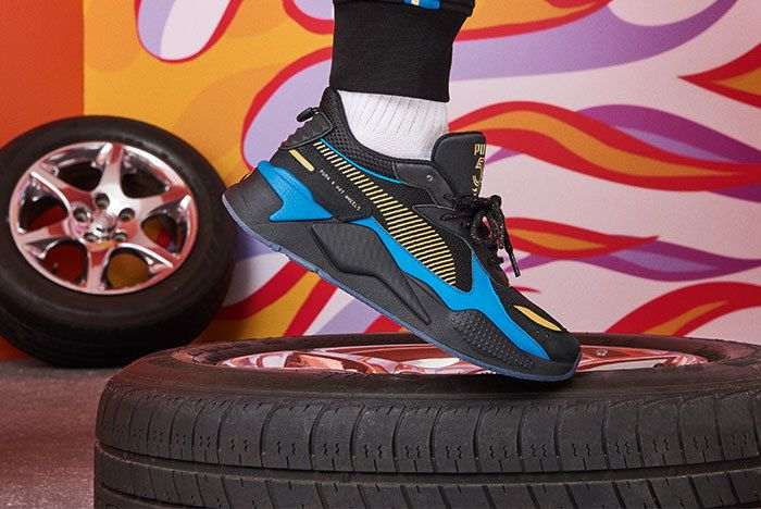 Puma Hot Wheels Rs X 2