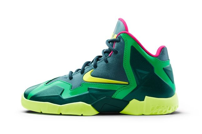 Nike Lebron 11 Kids T Rex 8
