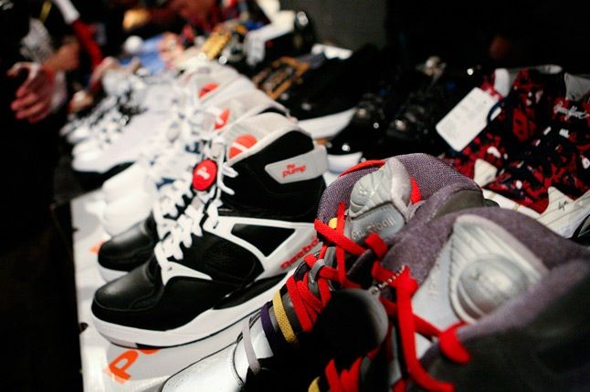 Reebok Pump H Town Sneaker 1