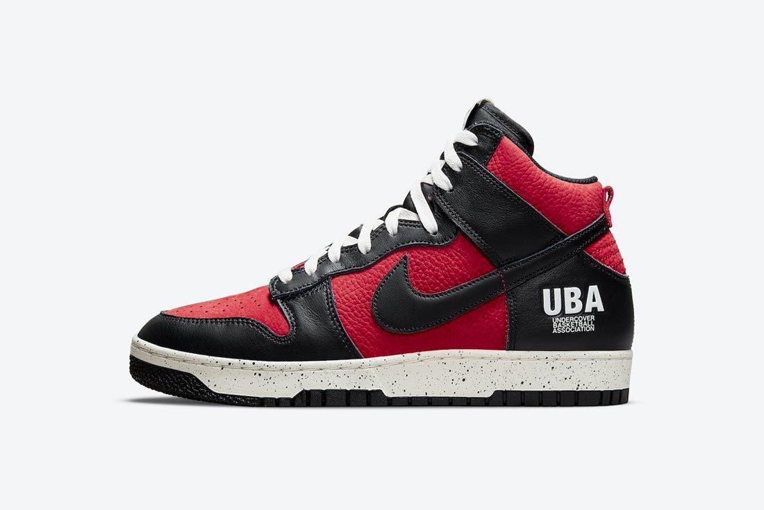 UNDERCOVER x Nike Dunk High 'UBA'