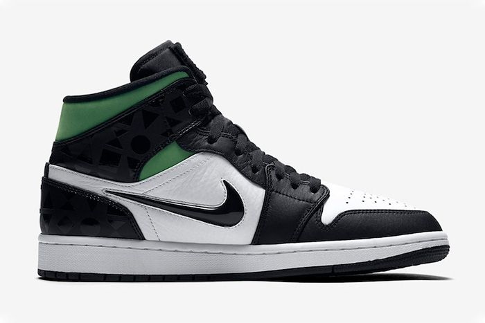 Air Jordan 1 Mid Quai 54 Release Date Right