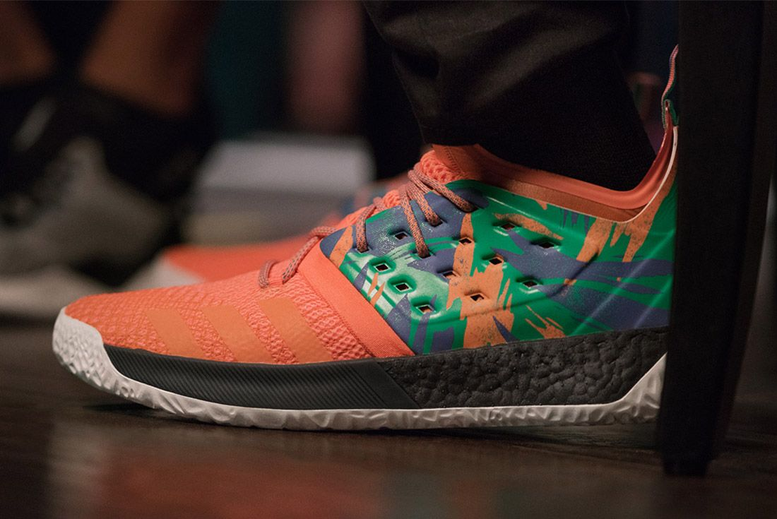 Adidas Harden Vol 2 Orange Official Details Sneaker Freaker 3