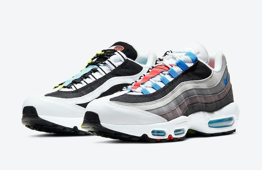 Nike Air Max 95 Greedy 2.0 Angled