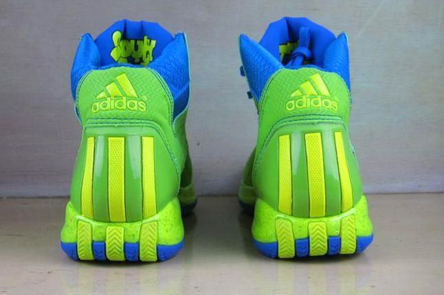 Adidas D Rose 3 Fresh Prince Of Bel Air Pair Heels 11