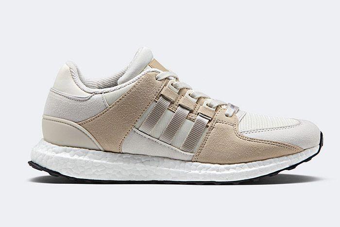 Adidas Eqt Boost Cream White 1