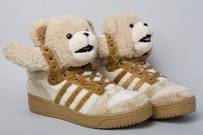 Adidas Jeremy Scott Teddy Bear 3 1