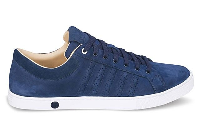 K Swiss Adcourt72 Navy 1