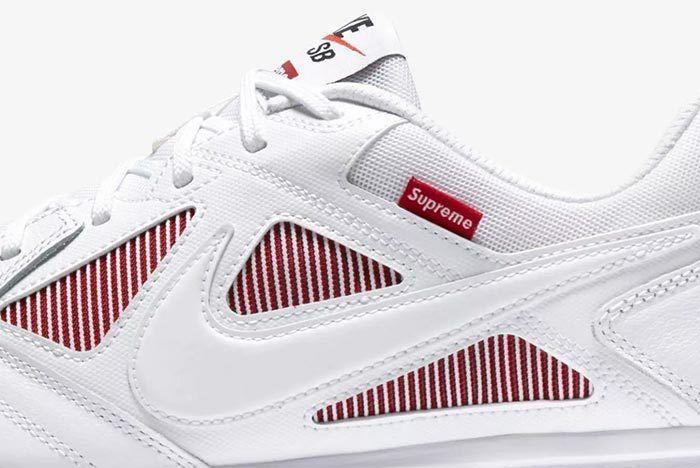 Supreme X Nike Sb Lunar Gato 12