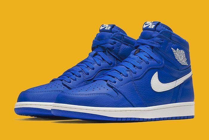 Jordan 1 Hyper Royal 555088 401 Sneaker Freaker