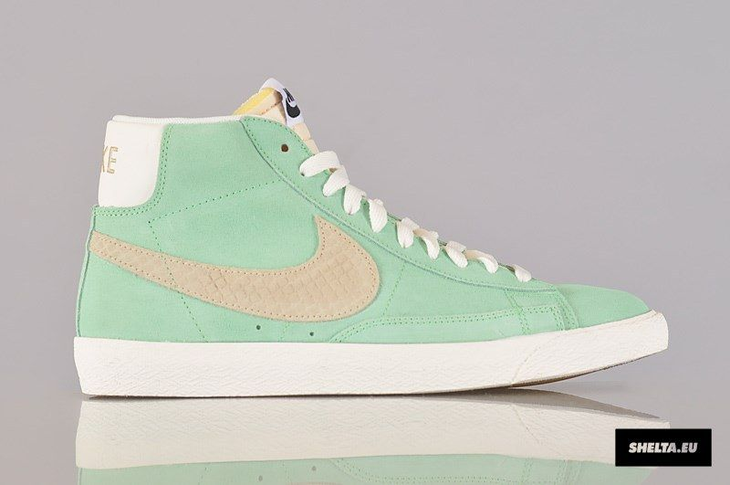 Nike Blazer Mid Pastel Pack 4
