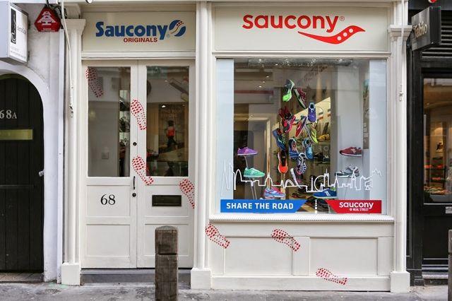 Saucony Neal Street London Opening Recap 28