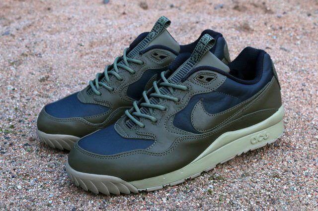 Nike Air Wildwood Acg Le Prm Deep Green 5