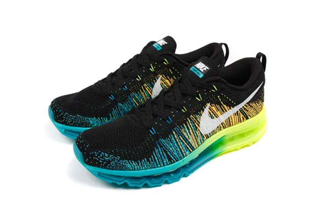 Nike Flyknit Max Summer Colour Collection 2