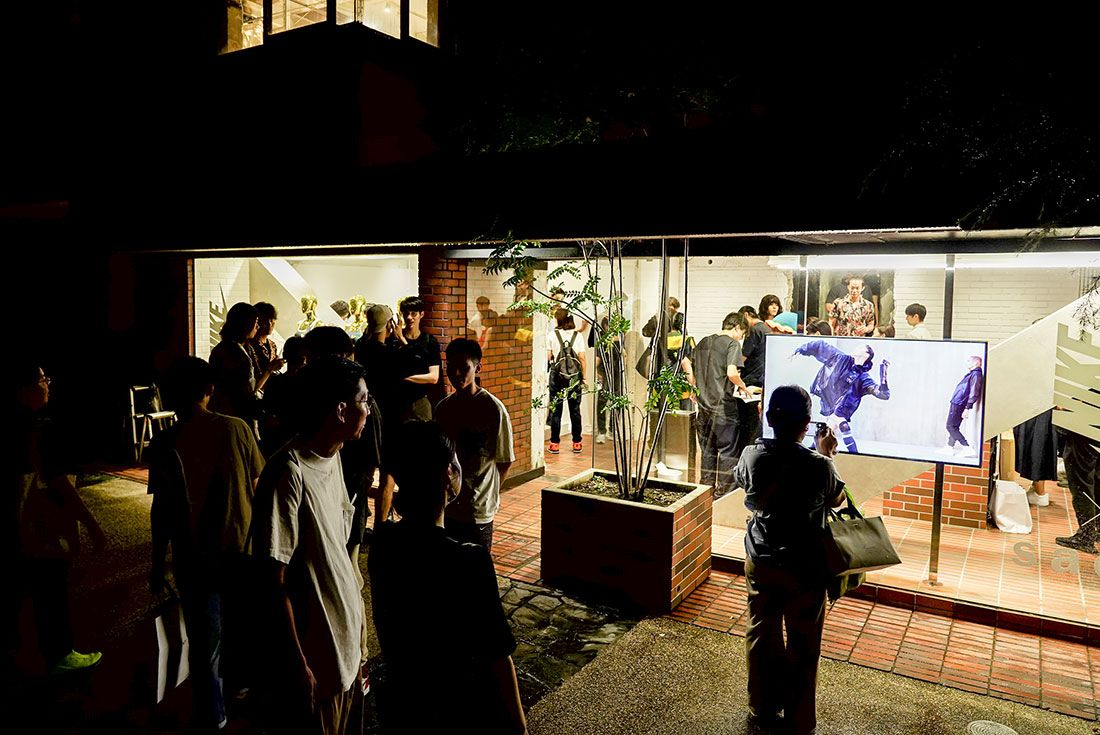 Tokyo Pop Up Launch Sacai X Nike Party19