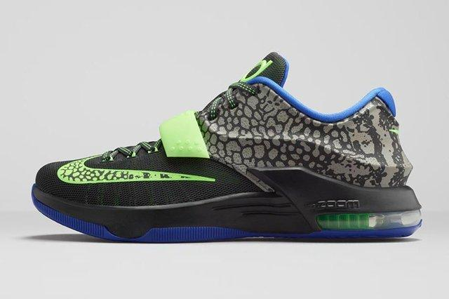 Nike Kd 7 Electric Eel 5