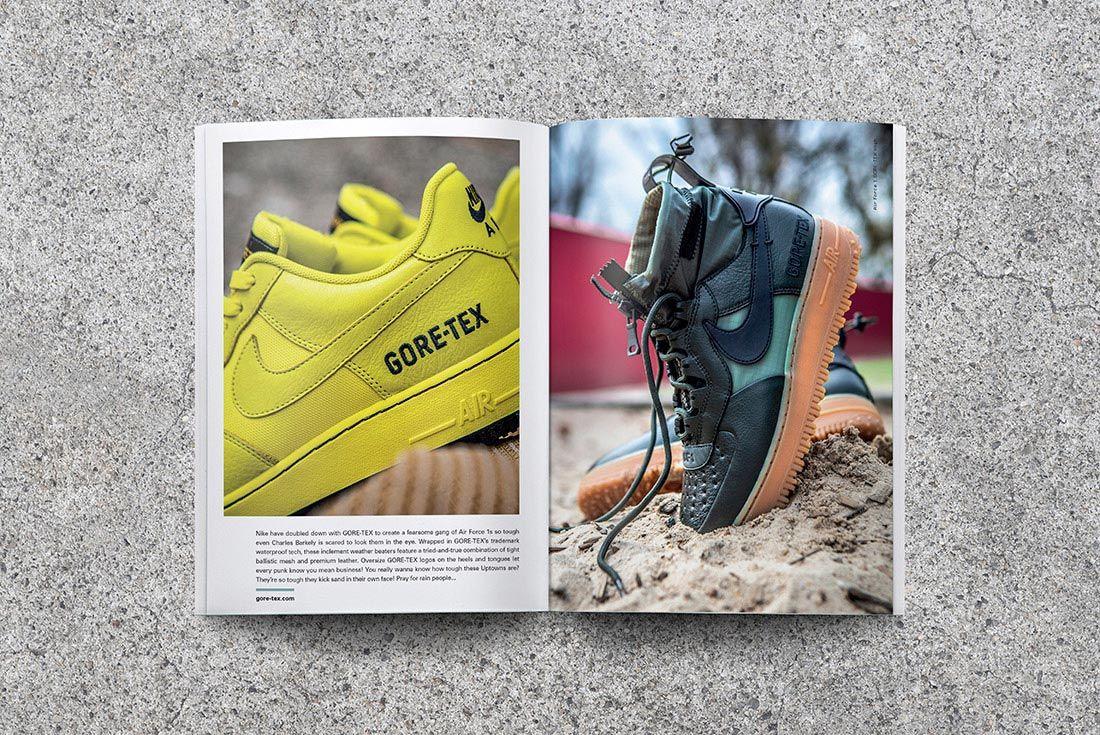 Sneaker Freaker Issue 42 Gore Tex
