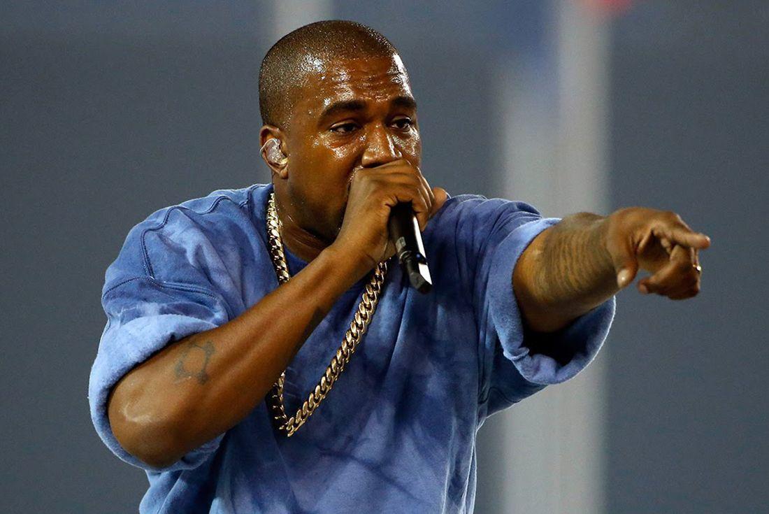 Kanye Name Checks Phil Knight