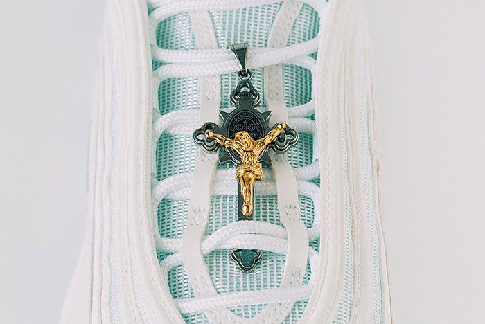 Mschf X Inri Nike Air Max 97 Jesus Shoes2