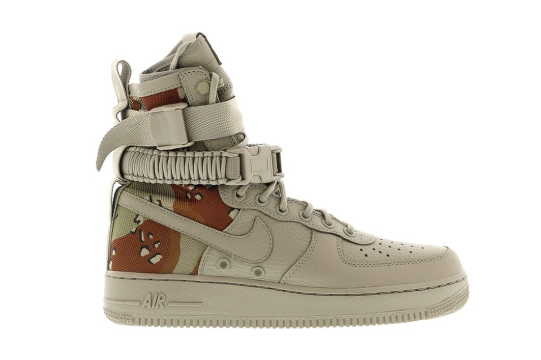 Sf Af1 Camo Nike Air Force 1 Best Feature