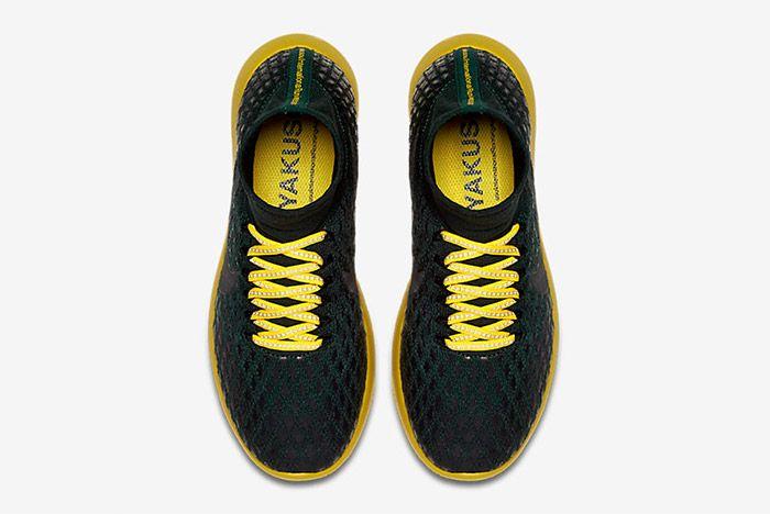 Nike Gyakusou Lunarepic Flyknit Shield Black 4