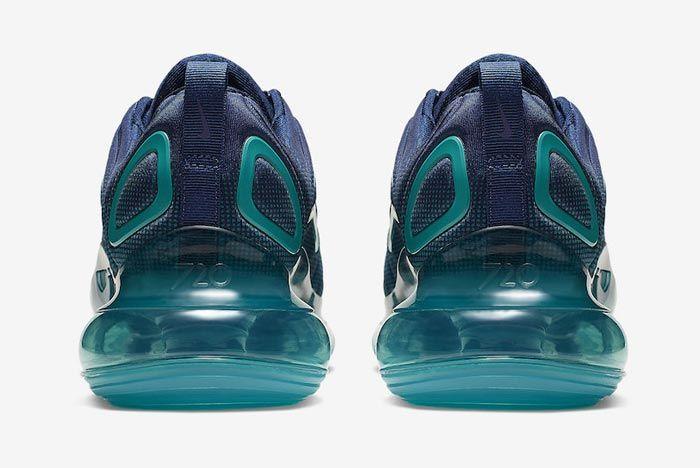 Nike Air Max 720 Nightshade Heels
