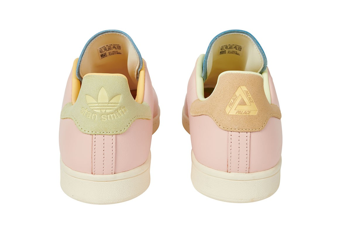 Palace adidas Stan Smith Pastel
