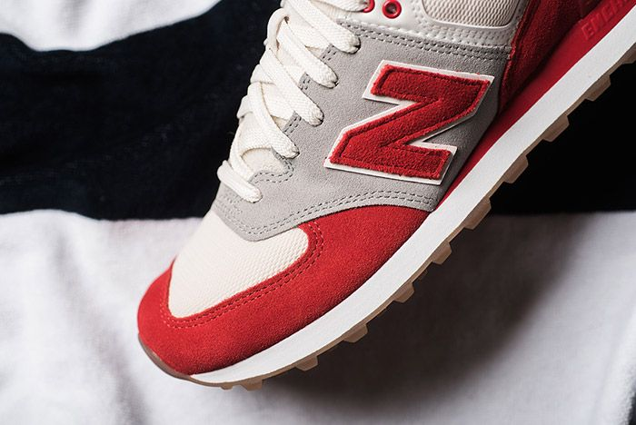 New Balance 574 Terry Cloth Pack 3
