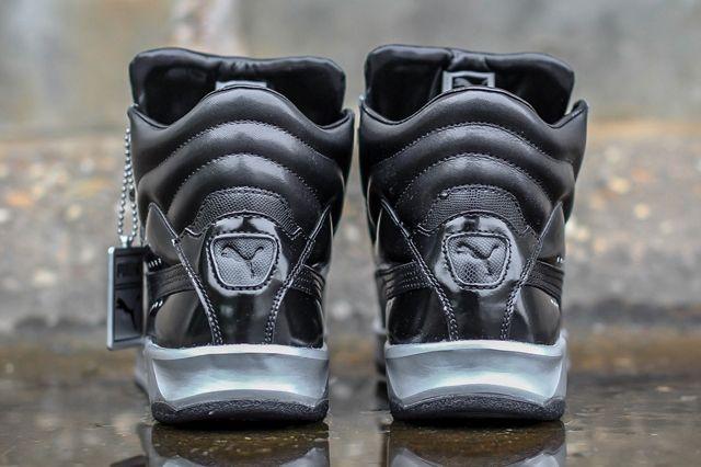 Meek Mill X Puma Challenge Black Silver 2