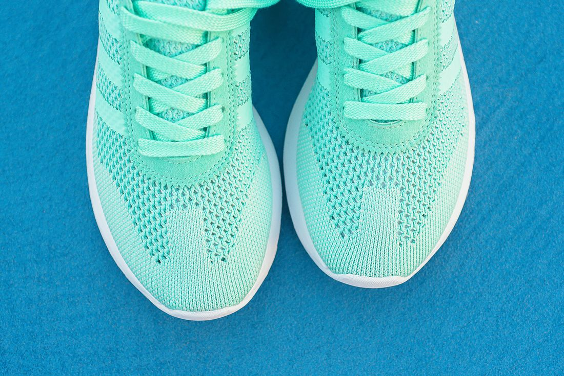 Adidas Flashback Primeknit Wmns Easter Green 4