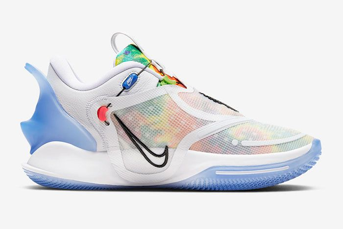 Nike Adapt Bb 2 0 Tie Dye Right