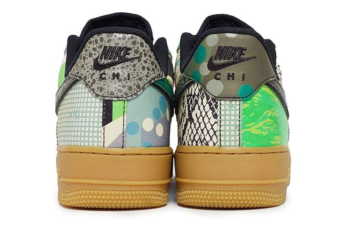 Nike Air Force 1 Low City Of Dreams Ct8441 002 Heel Shot
