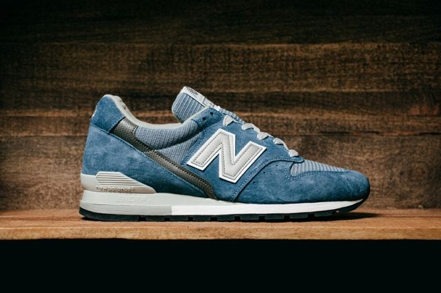 New Balance 996 Royal Blue Connissuer 1