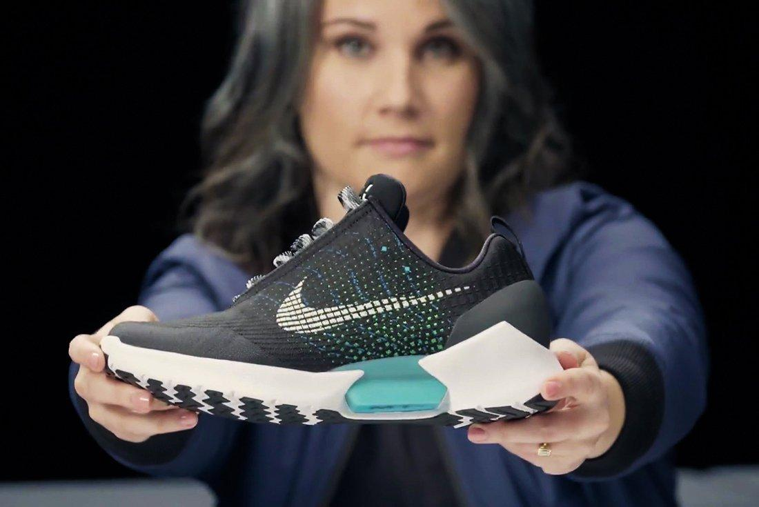 Tiffany Beers Leaves Nike 1