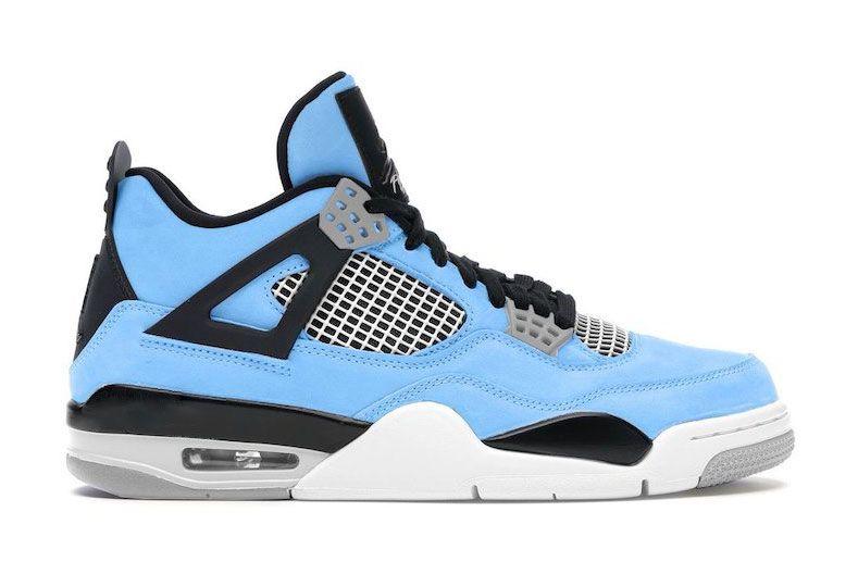 Air Jordan 4 'University Blue'