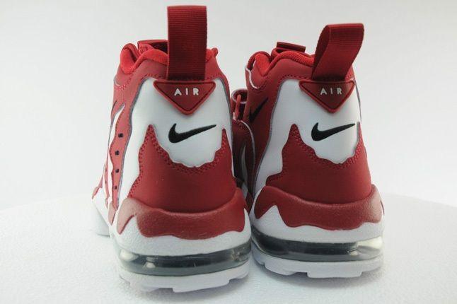 Nike Air Dt Mx 96 Varsity Red Black White 3