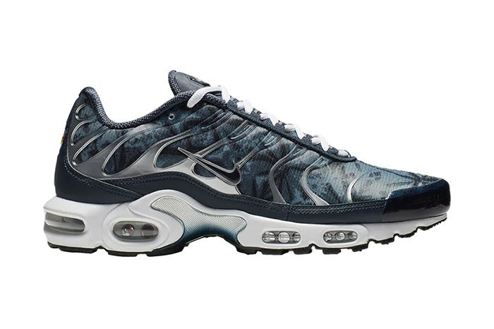 Nike Air Max Plus Palm Pack Blue Release Date Lateral