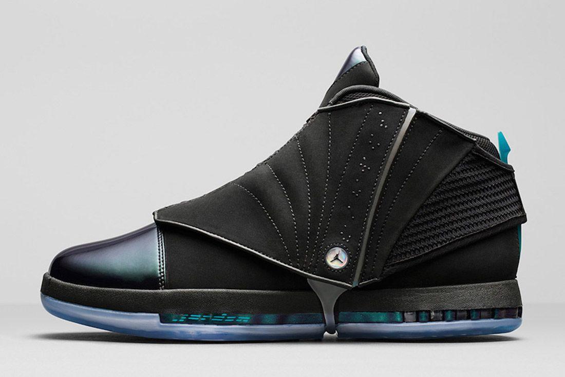 Jordan Brand Releasing Just 2300 Pairs Of The Air Jordan 16 Ceo
