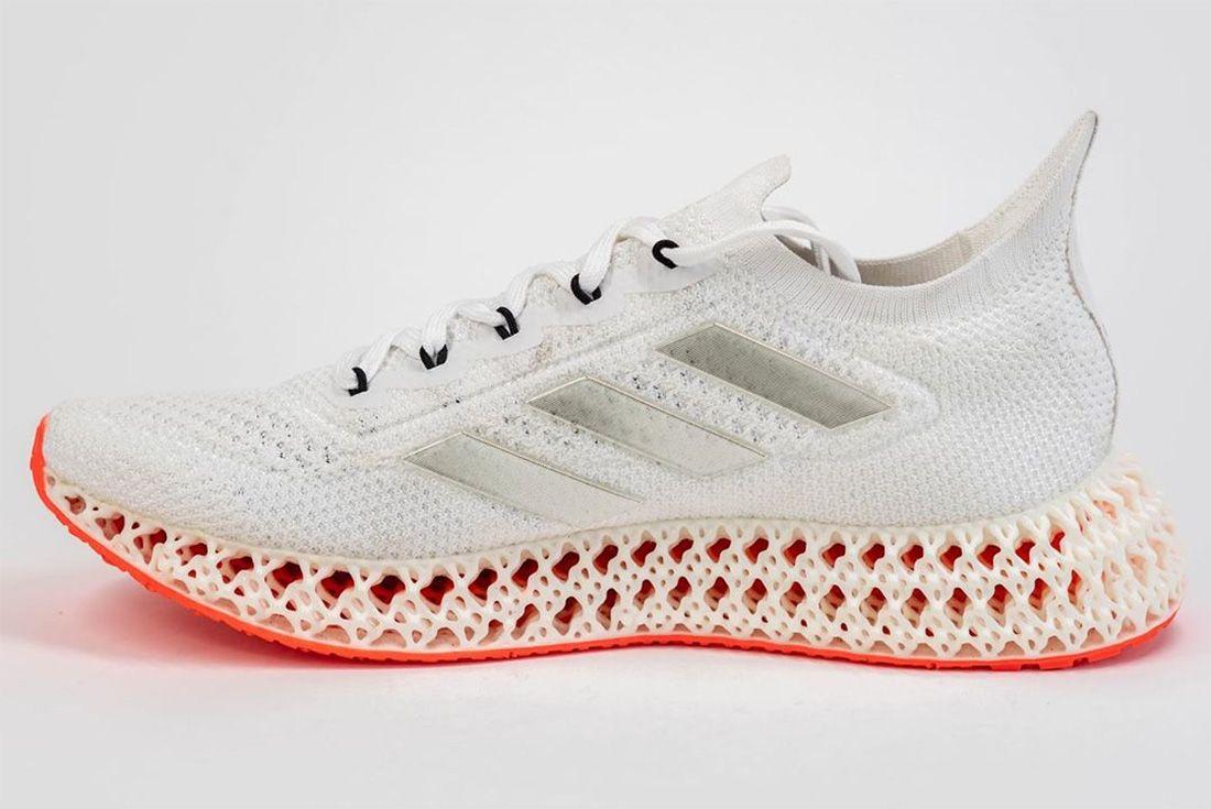 adidas 4d glide first look