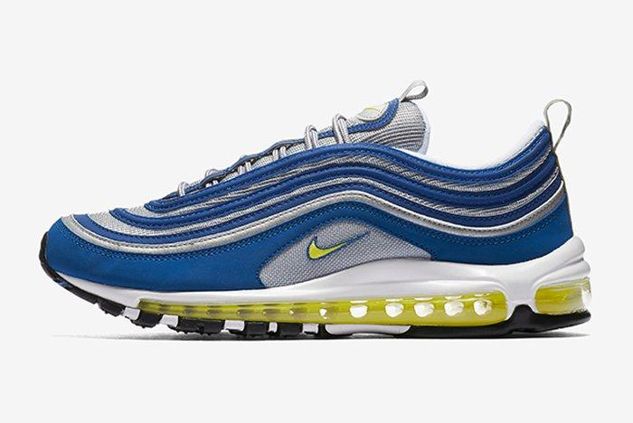 Nike Air Max 97 Atlantic Blue 1