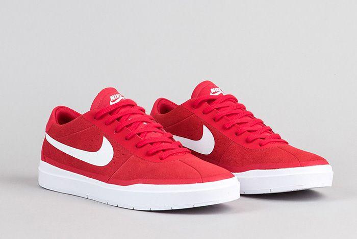 Nike Sb Bruin Hyperfeel Red 3