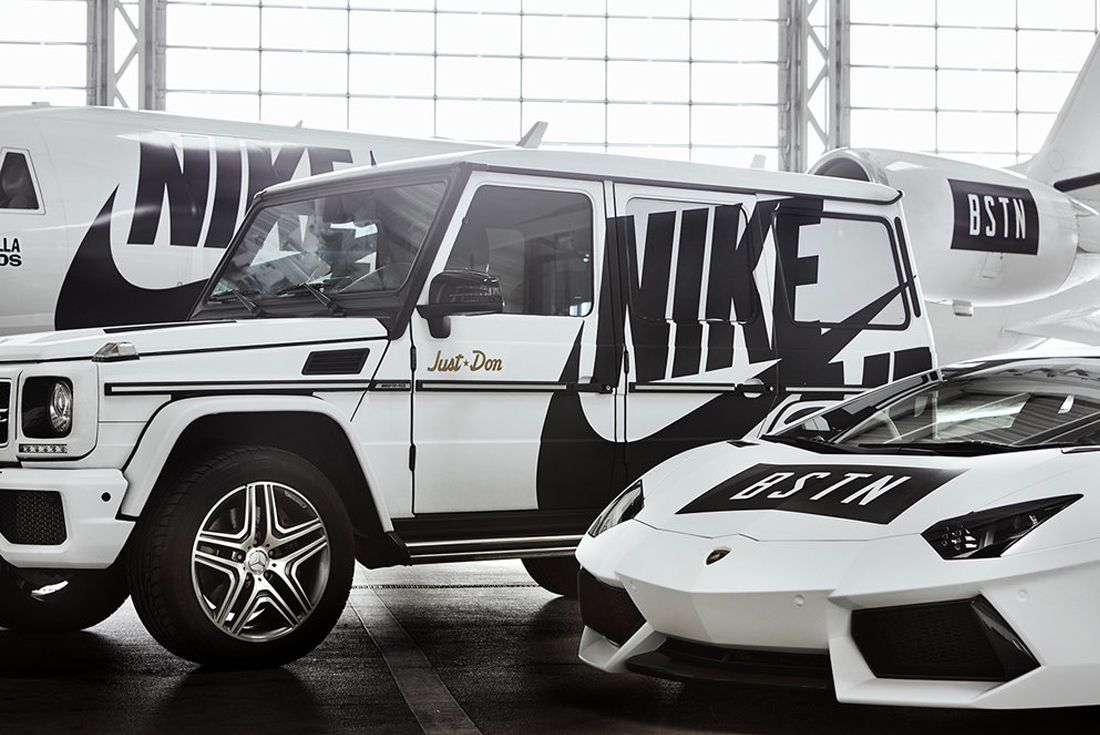 BSTN Celebrate the Nike AF-100 Collection