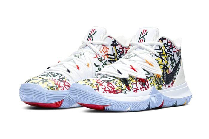 Nike Kyrie 5 Keep Sue Fresh Cw4403 100 Release Date Pair