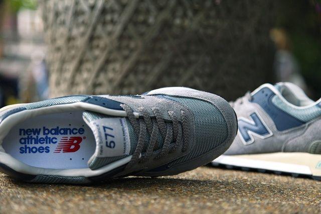 New Balance Made In England 557 25Th Anniversary Bump 2