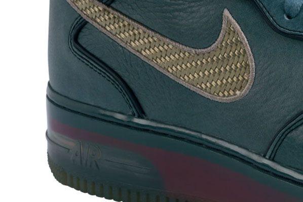 Nike Air Force 1 China Mid Swoosh
