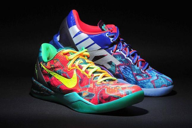 Nike Kobe 8 System What The Kobe 5