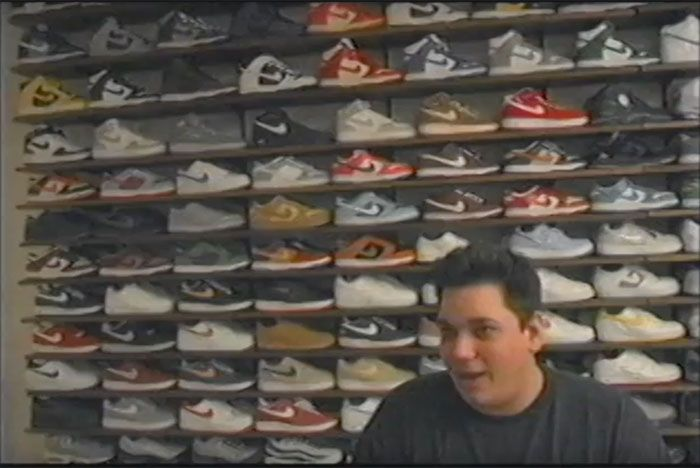 Sneaker Hedz 2002 Dj Am Nike Collection