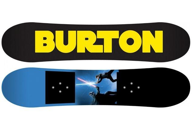 Burton Star Wars Snowboard 1 1